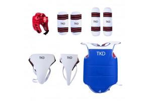 Комплект защиты TKD для тхэквондо